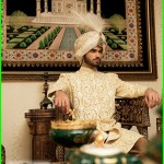 Naushemian Sherwani Best Pakistani Fashion Clothes (1)