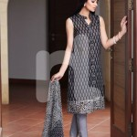Nisha Fabrics trendy Saavan Collection 2015 by Nishat Linen (5)