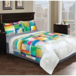 Nisha Home Decoration Bed Sheets Design 2015 by Nishat Linen (1)