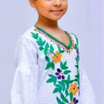 Latest Pakistan Independence day kids Dresses 2015 by Ochre (3)