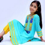 Ochre clothing Jashne Aazadi Pakistan kids Wear Dresses 2015 (2)
