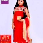 Ochre clothing Jashne Aazadi Pakistan kids Wear Dresses 2015 (3)