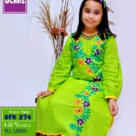 Ochre clothing Pakistan Independence day kids Wear Dresses 2015 (2)