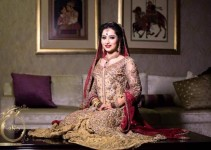 Pakistani Latest Bridal Dresses 2015 by Saira Rizwan (4)