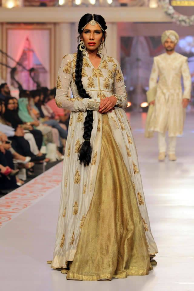 Pakistani Bridal & Groom Dresses 2015 by Arsalan Iqbal (3)