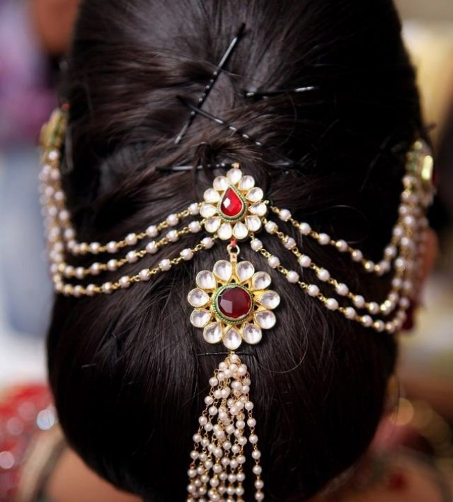 Hairstyle Girl Joora: Dulhan Shaddi Hairstyles 2015-2016 For Weddings