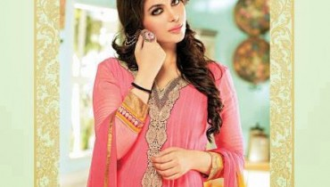 Trendy Party Wear Suit by Piranha Chopra (1)
