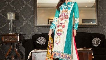 Range by Rujhan Fabric Embroidered Collection 2015-16 (3)