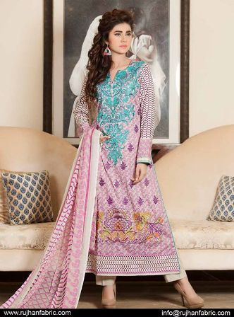 Range by Rujhan Casual Lawn Midsummer Collection 2015 (1)