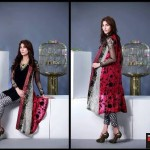 Rozina Munib Chinene Chiffon Dresses 2015-2016 For Women (3)