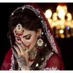 Cute Saba Qamar Bridal Wear Photoshoot by Bushra's