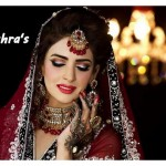 Saba Qamar Bridal Wear Photoshoot by Bushra's (2)