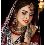 Saba Qamar Bridal Wear Photoshoot by Bushra's (5)