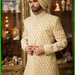 Naushemian Sherwani Best Pakistani Fashion Clothes (2)