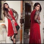 Rozina Munib Chinene Chiffon Dresses 2015-2016 For Women (12)