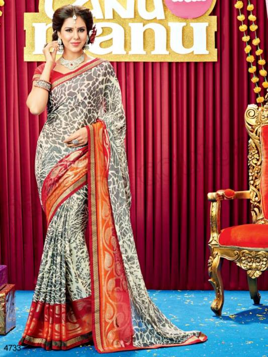 Best Saree 2017 Collection from Tanu weds Manu