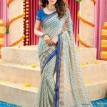 Tanu Weds Manu Latest Saree Designs for Women (2)