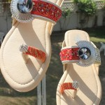 Triangles Eid ul Azha Shoes Design 2015 for Women (9)