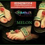 Triangles Eid ul Azha Shoes Design 2015 for Women (3)