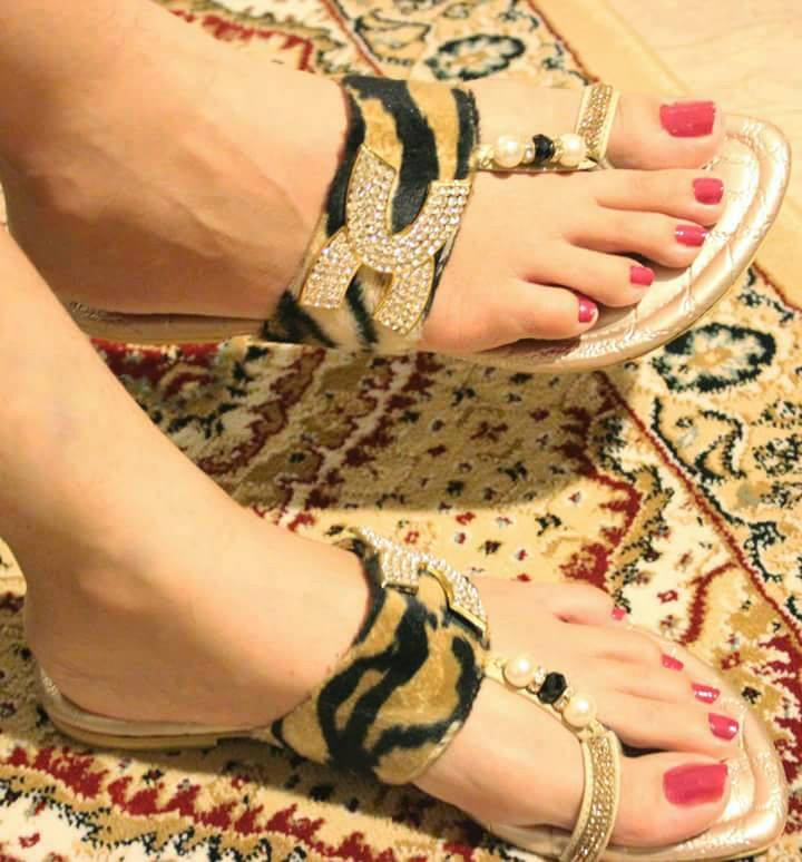 Triangles Eid ul Azha Shoes Design 2015 for Women (4)
