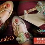 Triangles Eid ul Azha Shoes Design 2015 for Women (6)