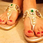 Triangles Eid ul Azha Shoes Design 2015 for Women (7)