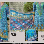 VS Textile Lovely Classic Lawn Dresses 2015 for Girls (1)