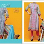 VS Textile Mills Chiffon Collection 2015 For Women (1)