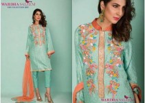 Wardha Saleem Luxury Eid ul Adha dresees 2015 (2)
