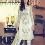 MBROIDERED(Unstitched) Collection 2015 by Maria B
