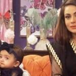 Sadia Imam daughter pics