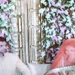 Ahmed Shehzad With wife Spouse Sana Murad