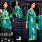 Amna Ismail Semi stitched Chiffon Collection 2015