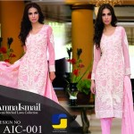 Amna Ismail Semi stitched Chiffon Collection with Price