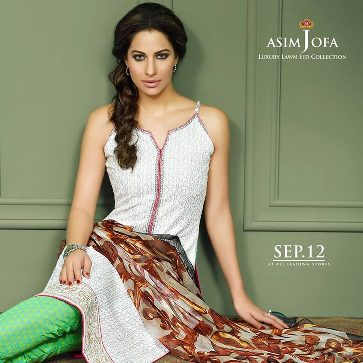 Asim Jofa Replica Kurties Collection 2015