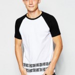 Men's printed T-shirts Asos (3)