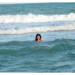 Ayesha Omer And Maria Wasti Pictures At Thailand Beach