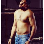 Amir Khan Shirtless Pics for Pepe Jeans (3)