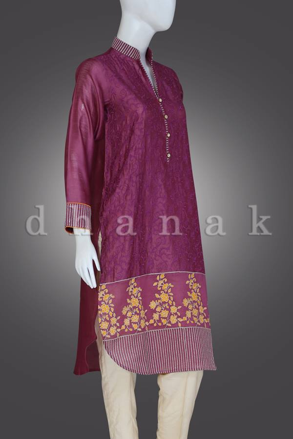 Stylish Eid Collection 2015 by Dhanak