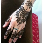 Bridal Saloon MEHNDI DESIGNS pictures