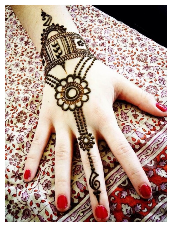 Eid Ul Fitr Mehndi Designs Collection 209