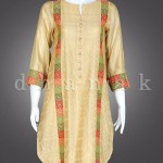 Dhanak Eid ul Azha Festive Design 2015 for Girls (12)