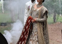 Elan By Khadijah Shah Latest Bridal Dresses 2015-16