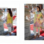 Farah Talib Aziz A Mediterranean Dream 2015 Collection Lakhany Silk Mill (3)