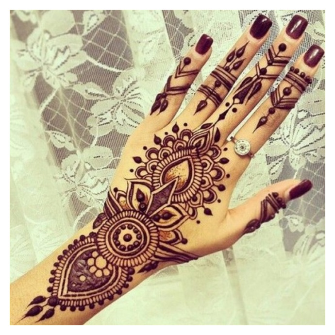 Hand Mehndi Designs Pics 2020 Eid Ul Azha Henna Fashion