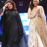 Fozia Hammad Bridal Collection Doha IFF 2015 (1)