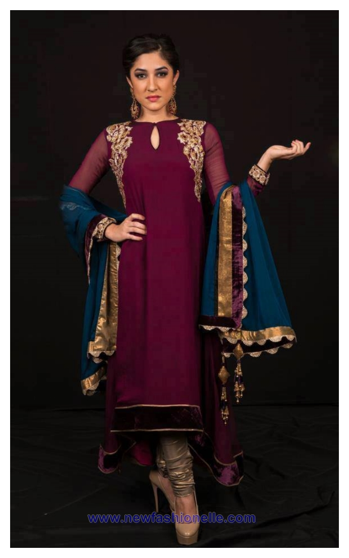 Traditional Fancy Party Wear Dresses For Girls