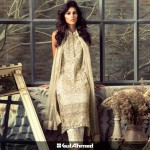 Latest Gul Ahmed G-PRET 2015 for women