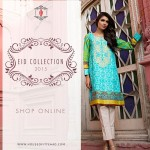 2016 dresses of House of Ittehad's Eid Collection