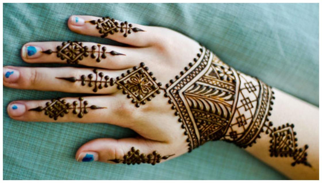 Karva Chauth mehendi Mehndi Fashion for Indian Girls. Hand Mehndi Designs Pics 2018 Eid ul azha Henna Fashion